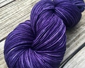 hand dyed sock weight yar...