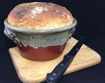 Handmade Ceramic Bread Baker