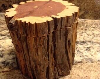 Hide-a-way Jewelry Cedar box