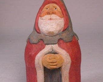 Adorable Santa 6 Collection Basswood