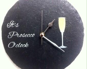 Slate Prosecco O' clock