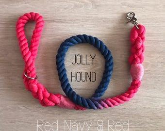 3 FT Rope Dog Lead 16mm / rope lead / dog lead / rope leash / rope dog leash