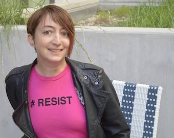 Resist t-shit