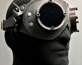 Aviator  Goggles -Black