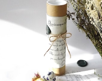 Seed Bomb Gift under 25,  Hostess Gift, Wildflower Seeds, Gardening Gift, Rustic Gift, Renaissance Gift