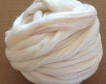 Pakucho Qoperfina Sliver - GOTS Unique Cotton for Spinning - Soft, Clean & Beautiful Cotton SUPER FAST Shipping!
