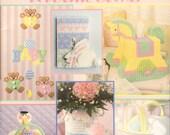 Baby Designs in Plastic Canvas Leisure Arts 33 Designs