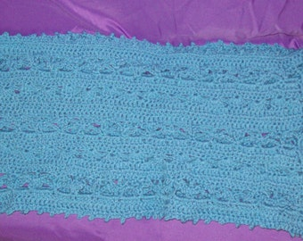 Heavenly Wrap Shawl In Bluebell Yarn Crochet Shawl Crochet Wrap