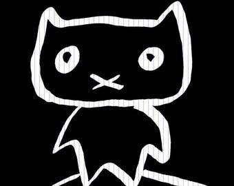 good cat print lindseycormier