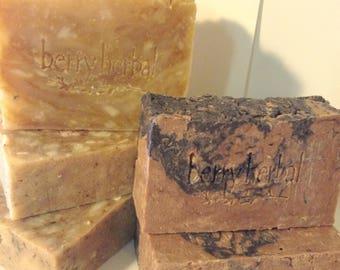 Creamy MILK Soaps -- 6 Varieties available