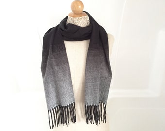 Cashmere Scarf - Winter Scarves - Mens Scarf - Winter Scarf Men - Mens Scarves Men - Knit Scarf - Cashmere Scarves