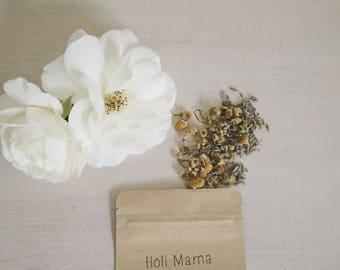 Organic Sleepy Time Bath Tea for Baby/ Toddler