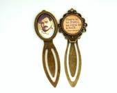 2 x Ernest Hemingway Bookmarks