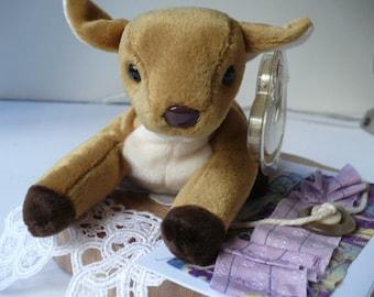 Stuffed Animal Deer, Deer, Stuffed Deer, Stuffed Animal,