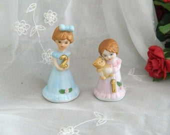 Enesco Birthday Girl - Growing Up Figurines - Choose One