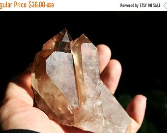 ON SALE Smokey Quartz Crystal High Quality Specimen