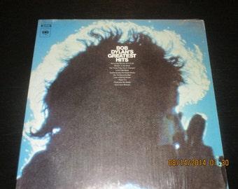 Bob Dylan Mint Vinyl - Greatest Hits Volume I - Still in Original Shrink Wrap - Lp in NM Condition