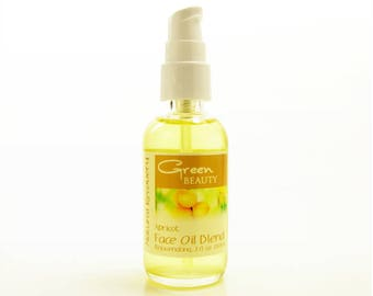 Face Oil, 2oz, Exotic Blend of anti aging oils to rejuvenate and moisturize, Face Moisturizer, Face Serum, mature and dry skin, moisturizer