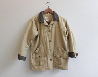 Vintage Khaki Jacket by Sorrel