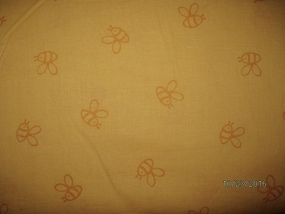 Winnie The Pooh Fabric Pooh Fabric Fat Quarter 18x22