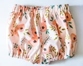 Vintage Style Bloomers / Baby clothes / Toddler clothes /     Vintage Bubble Bloomers / Baby fashion /