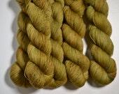 Golden Oak - sock