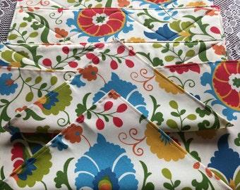 Placemat Set #1501, Placemat and Napkin Set, Placemats and Napkins Sets, Cloth Napkins, Set of 4 Napkins and Placemats, Table Linens, Table