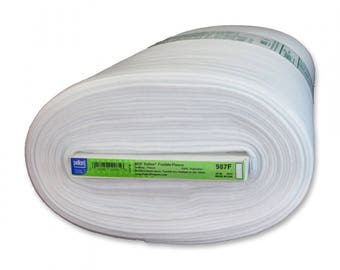 """Pellon 987FP Fusible Fleece 45"""" wide  by the 1/2 yd"""