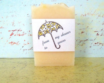 Aromatherapy Bridal Shower Favors