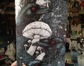 A Raven Zine