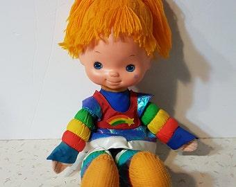 Vintage Original 18 inch Rainbow Brite Amazing Condition!