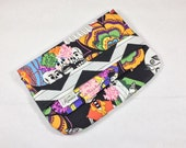 Birth Control Case Sanitary Pad Holder Tampon Case Day of the Dead
