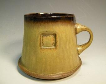 Classic Hand-built Coffee Mug