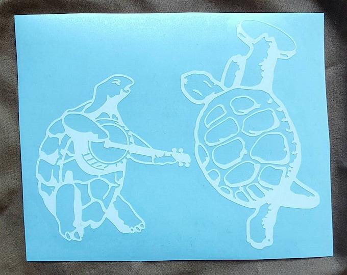 Grateful Dead Dancing Terrapin Vinyl Sticker Graphic Decal