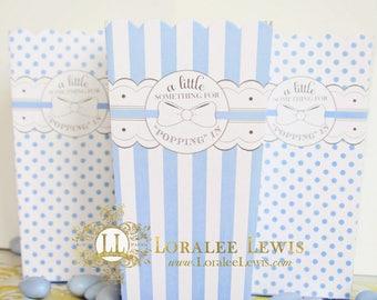 Pram Cameo Popcorn Boxes by Loralee Lewis