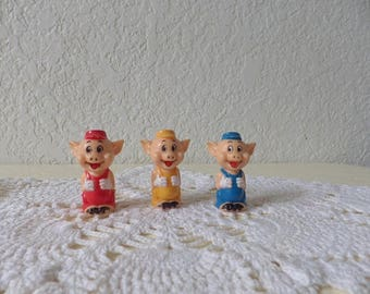 Disney, Three Little Pigs Pencil Toppers