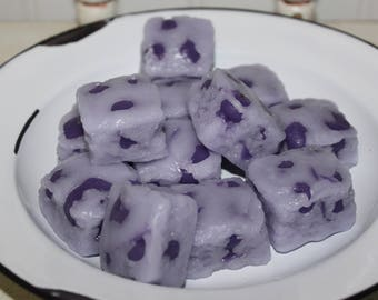 New- HUCKLEBERRY HARVEST Scented Primitive Grubby Cake Bites Tarts Melts Fillers  Highly Scented