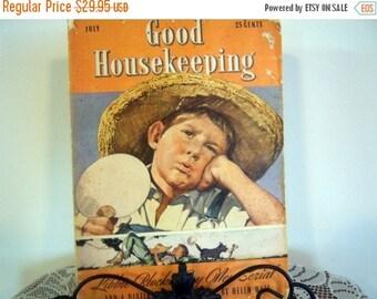 Vintage Good Housekeeping Magazine 1939  Online Vintage, vintage clothing, home accents, vintage magazine Advertising
