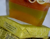 Spring Clearence Soap~ All Natural Soap~Organic Soap~ Honeysuckle Soap~ Floral~ Vegan Soap~ Artisan Hand Made