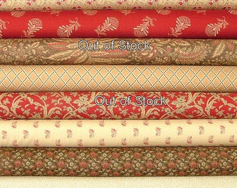 Collections Circa Fat Quarter Bundle of 6 by Howard Marcus for Moda