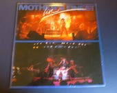 Mother's Finest Live Vinyl Record LP JE 35976 Epic Records 1979