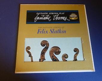The Fantastic Strings Of Felix Slatkin Vinyl Record LP LMM- 13021  Liberty Records Mono 1963
