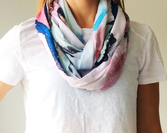 Abstract - Art scarf