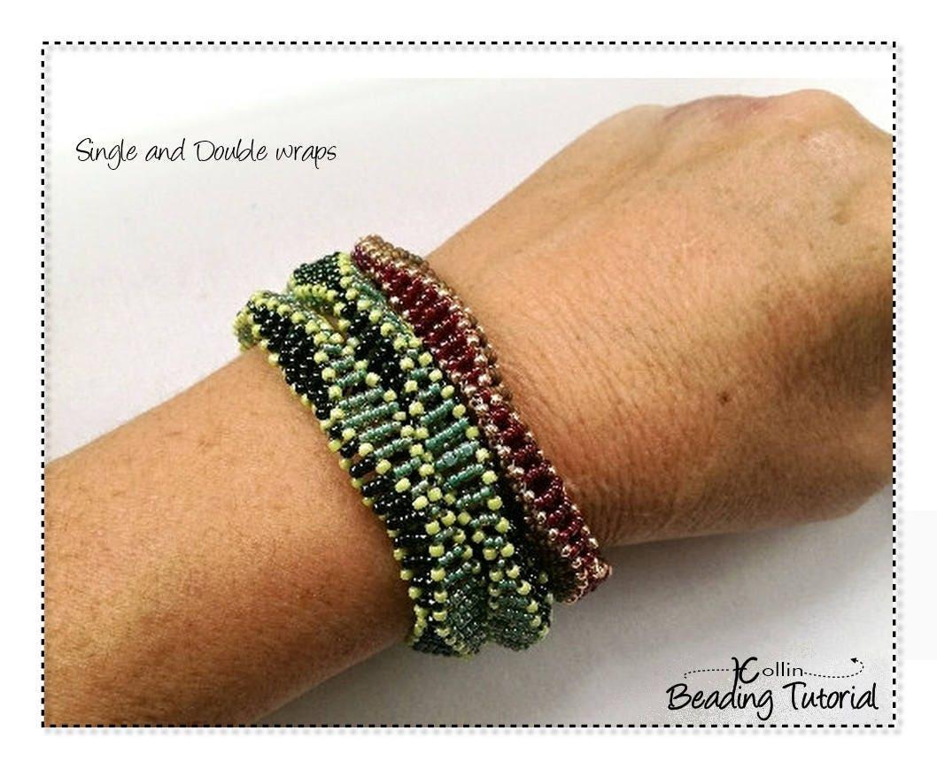 triple wrap bracelet instructions