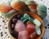 Alpaca Blend Yarn - Polished Stones