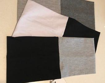 Cotton Colorblock Headwrap