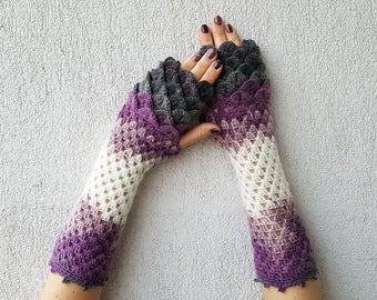Mareshop gloves Dragons gloves Fingerless Gloves Arm warmers romantic lace fingerless gloves Fall Mittens Womens Gloves Wrist Warmers