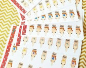 Harry Otter~ Hand Drawn Task + Emoji Stickers for Planners
