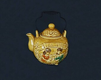 Antique Tea Pot, Vintage Teapot, Made in Japan, Kitchen Decor, Tea Service, Serving Utensils, Kitchen Accessories, Collectible, Asian Decor