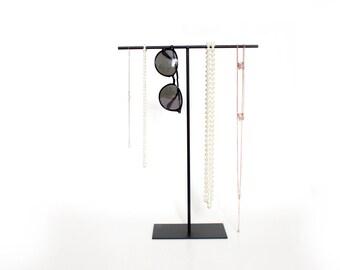 Metal Jewellery display - Necklace Stand, Jewelry Display, Necklace Holder, T Stand, Jewelry Stand, Necklace Display, Necklace Organiser